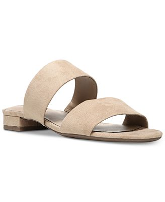 Circus by Sam Edelman Delaney Two-Piece Slip-On Sandals