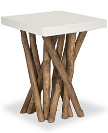 Hartwick Side Table, Quick Ship