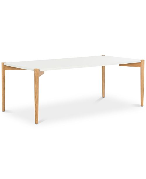 Furniture Rue Rect Coffee Table, Quick Ship