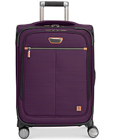 "CLOSEOUT! Ricardo Cabrillo 21"" Softside Spinner Carry-On, Created for Macy's"