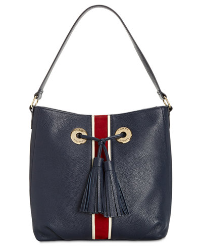 Tommy Hilfiger TH Grommet Small Hobo