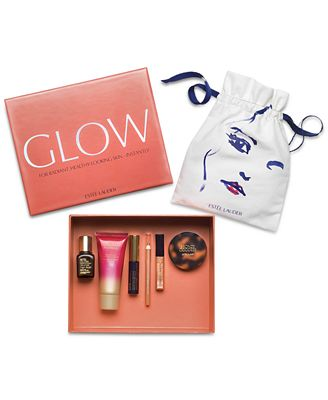Choose your FREE 6-pc. Beauty In A Box Gift with any $37.50 Estée Lauder purchase, Created for Macy's! (A $95 Value!)