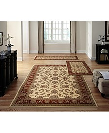 CLOSEOUT! Roma Meshed 3-Pc. Rug Set