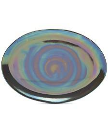 Mikasa Coronado Graphite Boxed Oval Platter