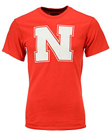 VF Licensed Sports Group Men's Nebraska Cornhuskers Big Logo T-Shirt