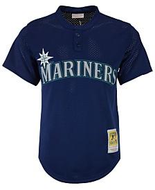 cba886457f4 Mitchell   Ness Men s Ken Griffey Jr. Seattle Mariners Authentic ...