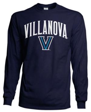 J America Villanova Wildcats Long Sleeve T-Shirt, Big Boys (8-20)