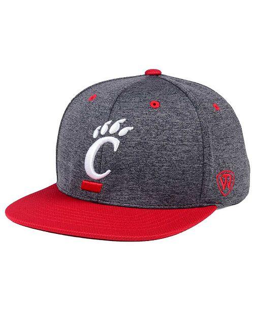 low priced 7dbc9 6f12f ... shopping top of the world. cincinnati bearcats dark energy 2tone  snapback cap. be the
