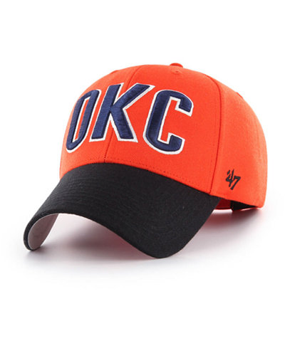 '47 Brand Oklahoma City Thunder Wool MVP Cap