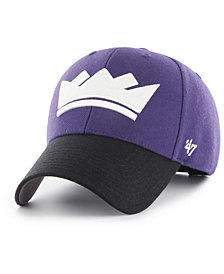 '47 Brand Sacramento Kings Wool MVP Cap