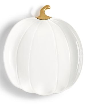 Martha Stewart Collection Harvest Large Pumpkin Serving Platter Created for Macys