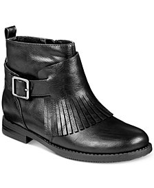 Kenneth Cole New York Kennedy Kiltie Boots, Little Girls & Big Girls