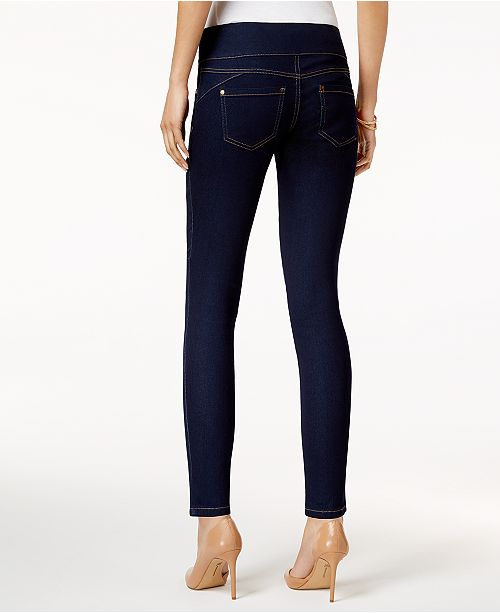 75e60d9583dfb5 Style & Co Curvy-Fit Pull-On Jeggings, Created for Macy's & Reviews ...