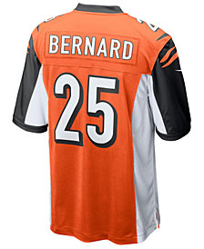 Nike Men's Giovani Bernard Cincinnati Bengals Game Jersey