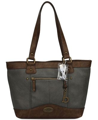 b.o.c. Potomac Large Tote with Phone Charger