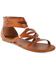ZIGIny Neves Gladiator Sandals