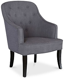 Balda Accent Chair, Quick Ship
