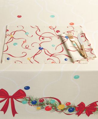 Fiesta Christmas Swag Tablelinens Collection