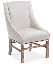 Salvan Dining Chair, Quick Ship