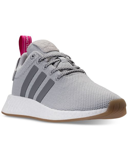 f01d7860f9f5 ... adidas Women s NMD R2 Casual Sneakers from Finish Line ...