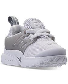Nike Toddler Boys' Presto Running Sneakers from Finish Line
