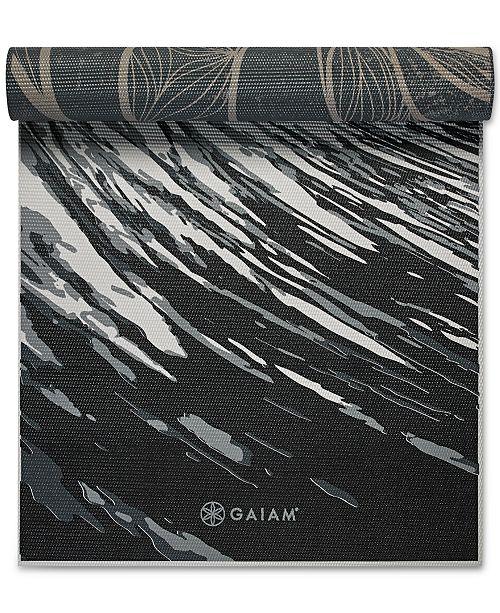Gaiam Reversible Yoga Mat Amp Reviews Women S Brands