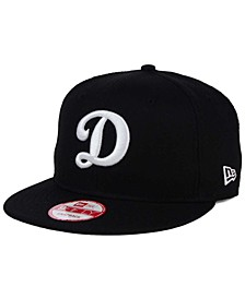 Los Angeles Dodgers B-Dub 9FIFTY Snapback Cap