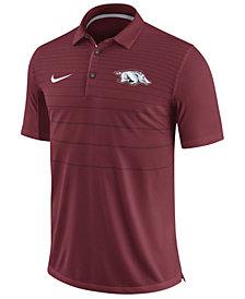 Nike Men's Arkansas Razorbacks Early Season Coach Polo