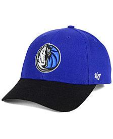 '47 Brand Dallas Mavericks Wool MVP Cap