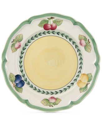 Ordinaire Dinnerware, French Garden Salad Plate