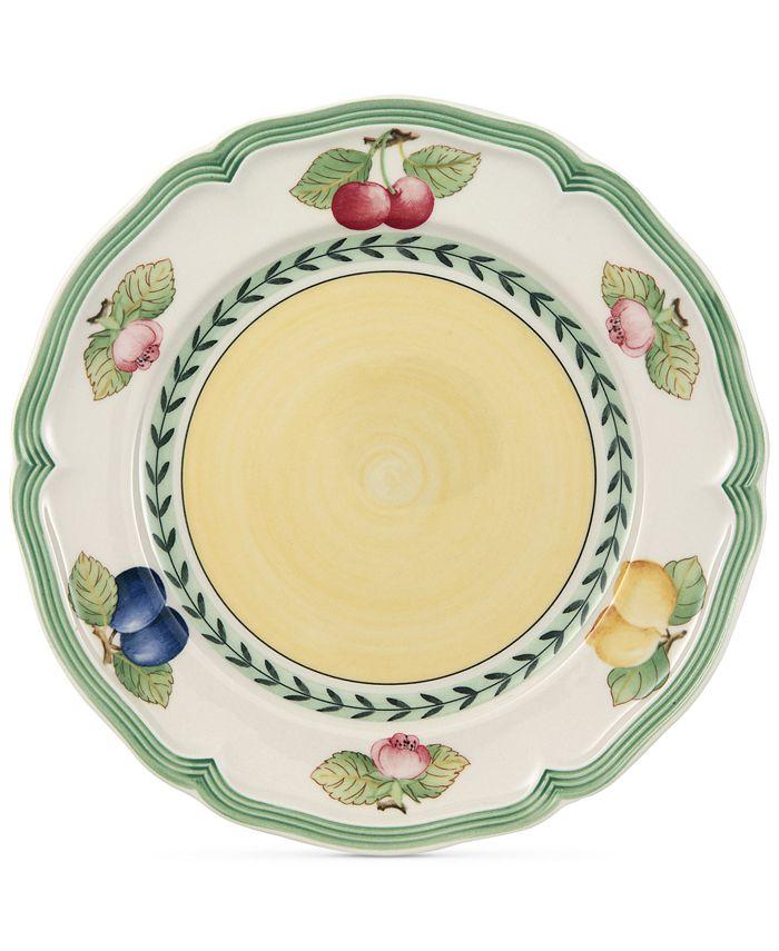 "Villeroy & Boch - ""French Garden"" Salad Plate"