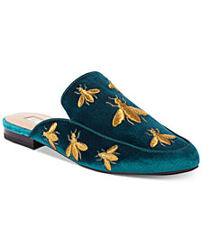 I.N.C. Gannie Mules, Created for Macy's