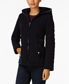Quilted Womens Coats - Macy's