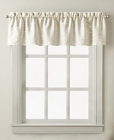 "Lynette 56"" x 14"" Window Valance"