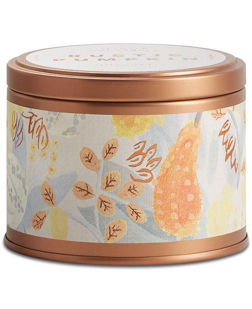 Illume Harvest Tin Candle