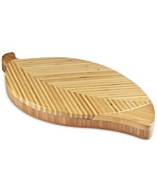Toscana® by Leaf Cheese Board & Tools Set