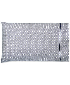 Lauren Ralph Lauren Spencer Cotton Basketweave Pair of King Pillowcases