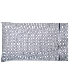 Lauren Ralph Lauren Spencer Cotton Basketweave Pair of King Pillowcases