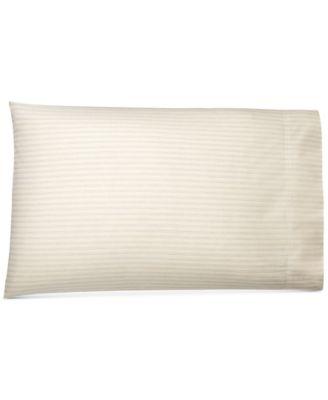 Graydon Cotton Shirting Stripe Pair of Standard Pillowcases