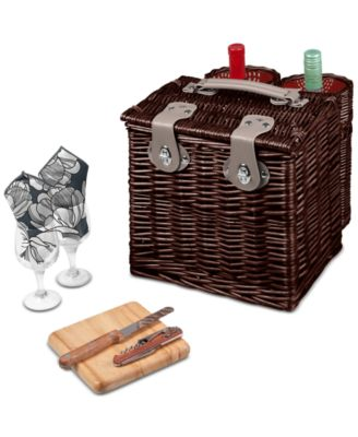 Harmony Collection Vino Wine & Cheese Basket