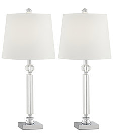 Crystal Table Lamps Macy S
