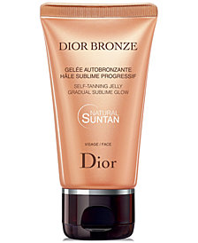 Dior Bronze Self-Tanner Natural Glow for Face, 1.69 oz.