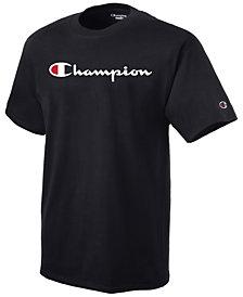 Champion Men's Logo Graphic T-Shirt