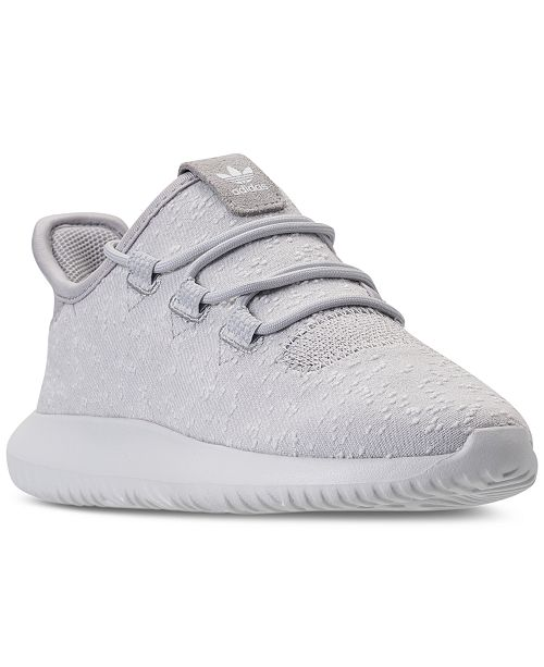 3a5b28398868e adidas Little Girls  Tubular Shadow Casual Sneakers from Finish Line ...