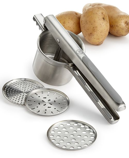 Martha Stewart Collection Potato Ricer, Created for Macy's