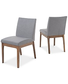 Oryn Dining Chair (Set Of 2), Quick Ship