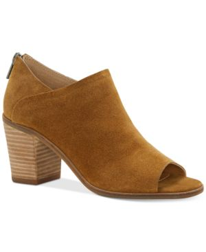 Lucky Brand Kalli Peep-Toe Shooties Women