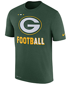 Nike Men's Green Bay Packers Legend Football T-Shirt
