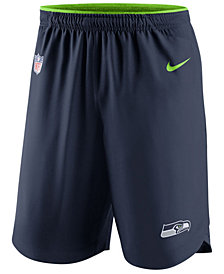Nike Men's Seattle Seahawks Vapor Shorts