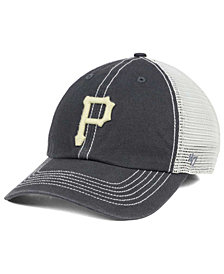 '47 Brand Pittsburgh Pirates Prospect Mesh CLOSER Cap